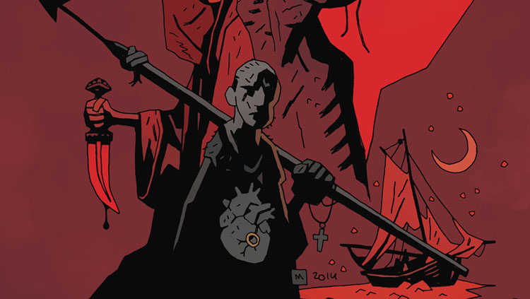 mignola baltimore comics