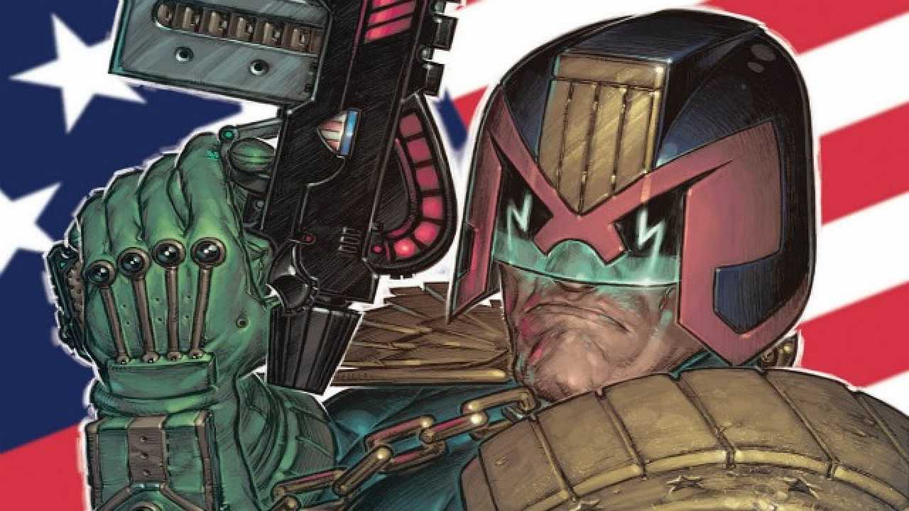 Judge Dredd in America
