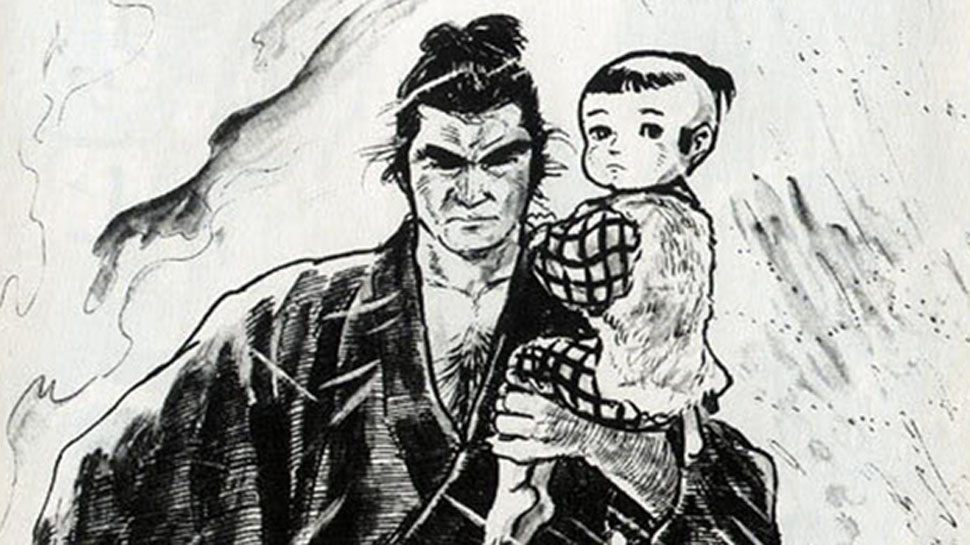 Lone Wolf and Cub comic books