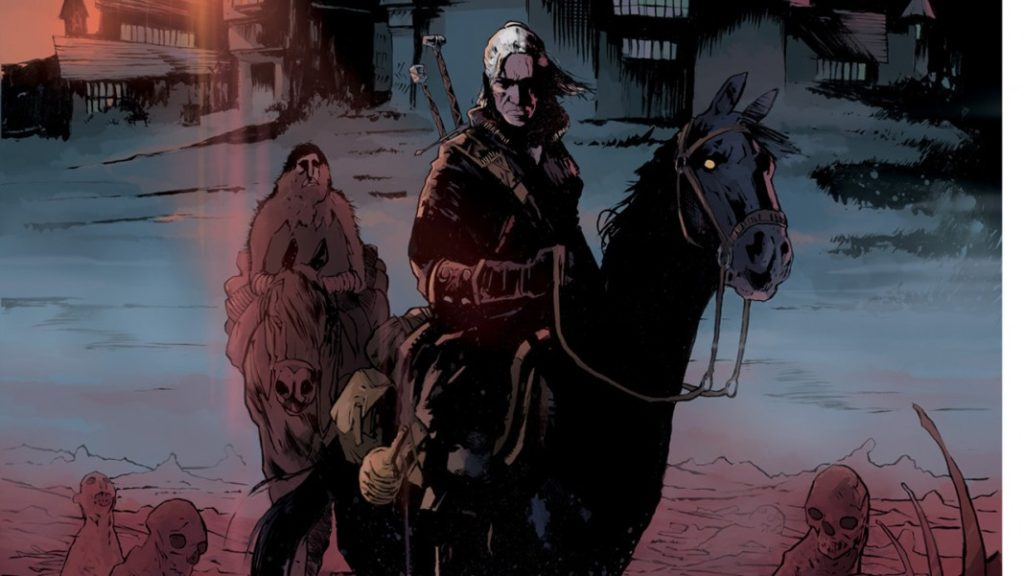 The Witcher comics