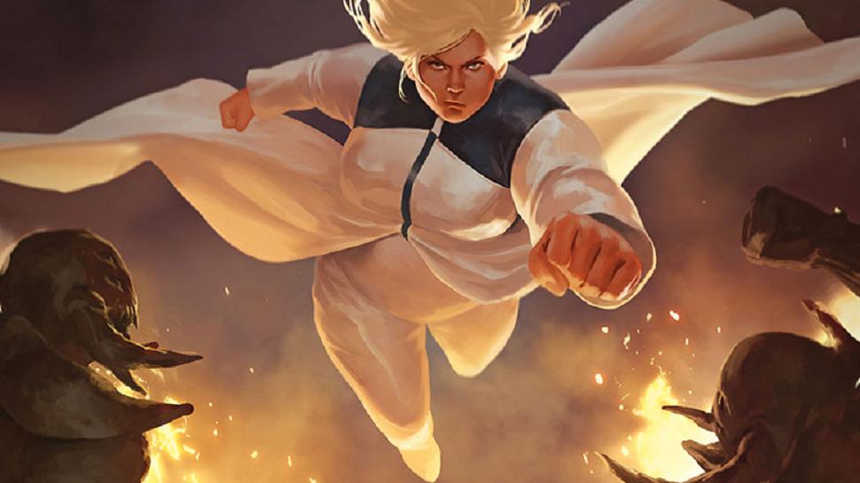Valiant Comics Faith