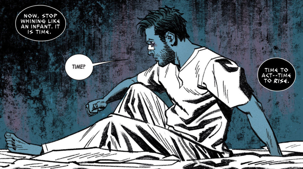 Moon Knight by Jeff Lemire and Greg Smallwood