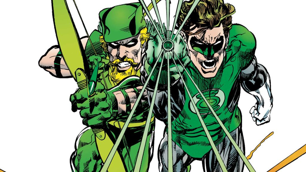Green Lantern Green Arrow by Neal Adams and Denny O'Neil