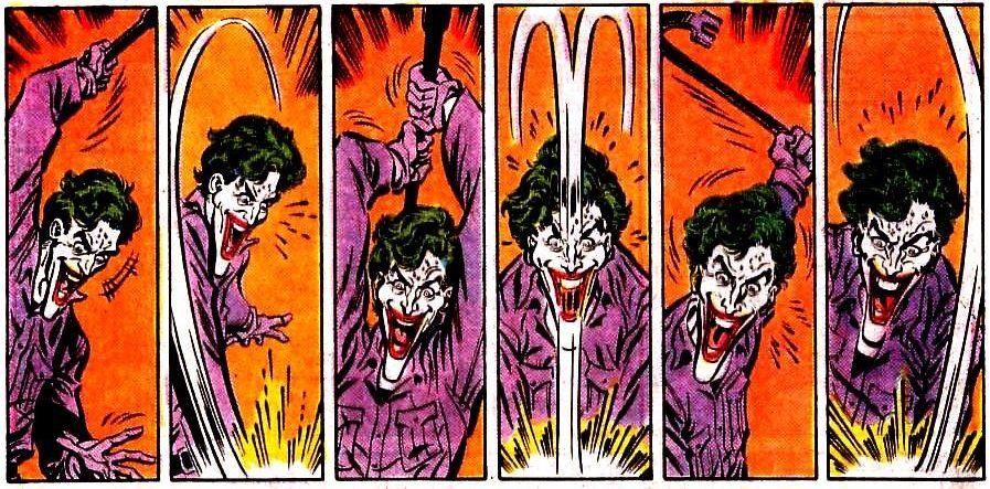 Joker Death in the Family