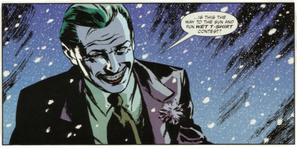 Joker Gotham Central