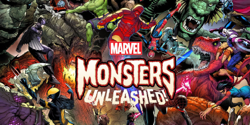 Marvel's Monsters Unleashed comics reading order
