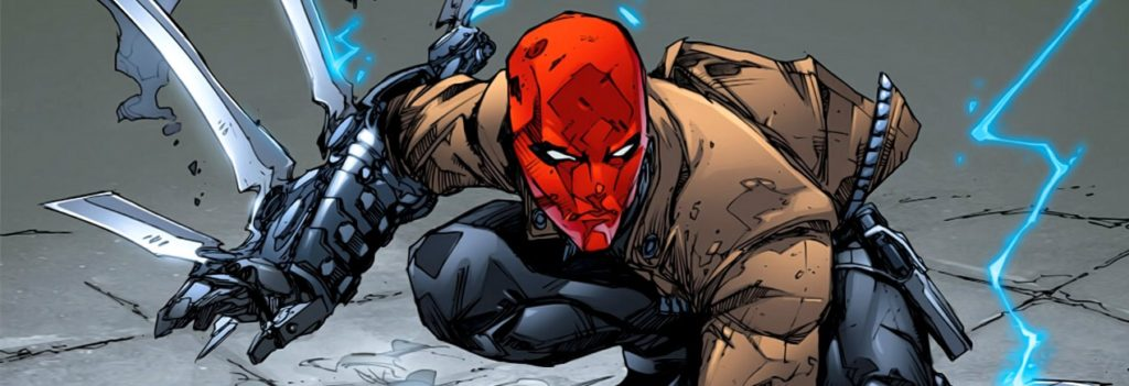 New 52 Red Hood