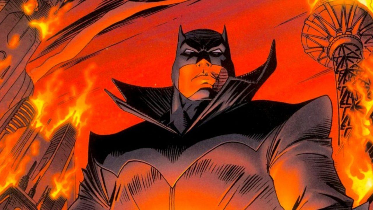 Grant Morrison Batman Reading Order   Comics & Trades