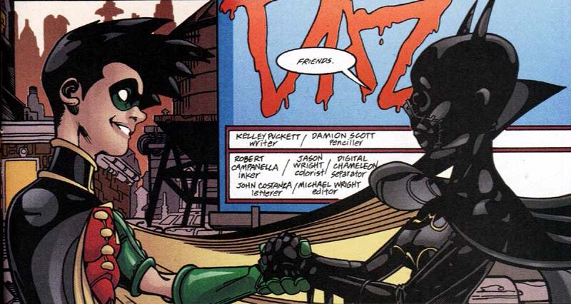 Tim Drake, Robin