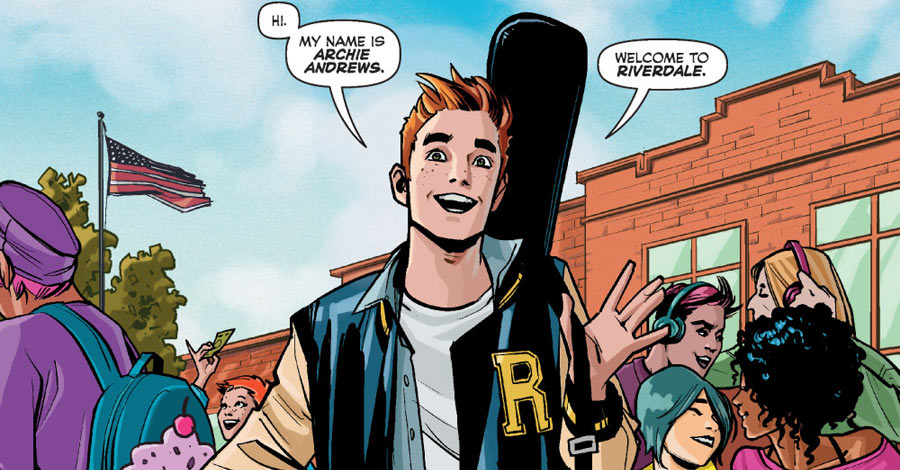 Archie vol. 1 Mark Waid Fiona Staples