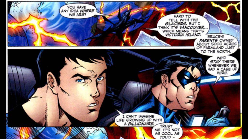Infinite Crisis comics
