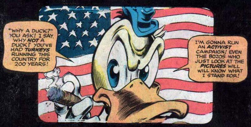 Howard the Duck by Steve Gerber