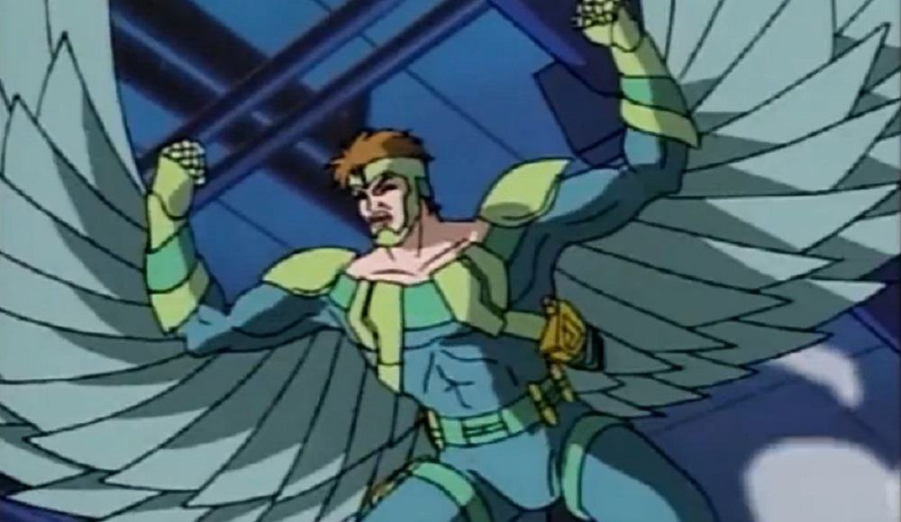 Spider Man animated series vs Vulture