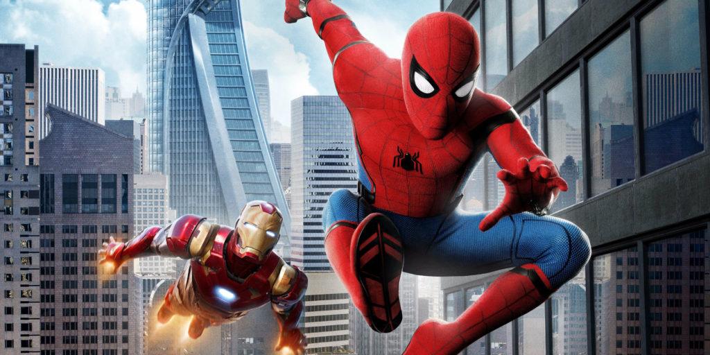 Spidey and Iron Man na MCU