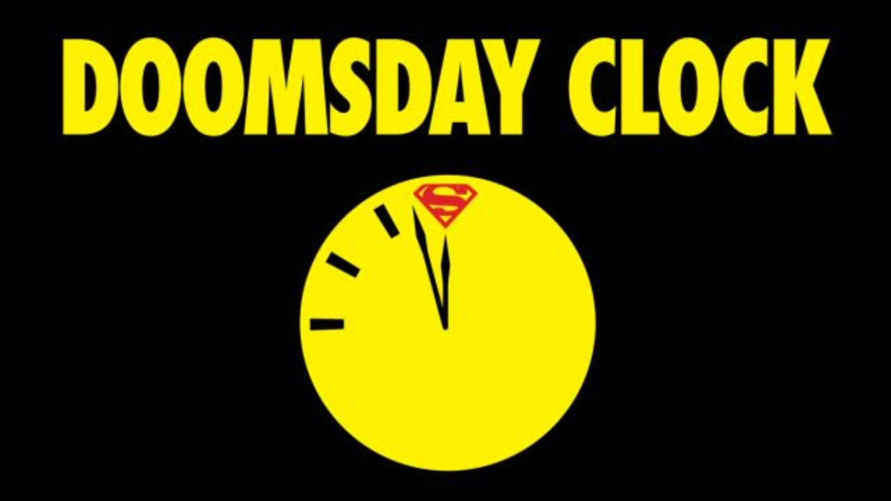 Doomsday Clock Reading Order Dc Rebirth Comics Event