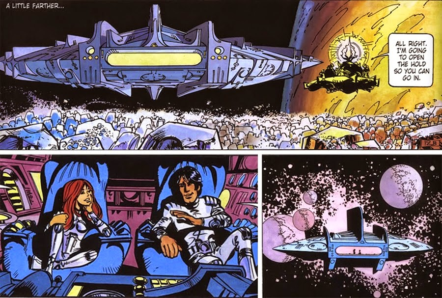 Valerian graphic novel reading order