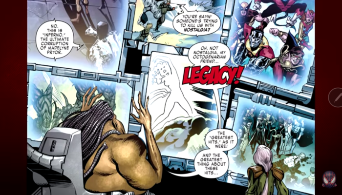 I Can Legacy See Clearly Now #7: X-Men Gold #13 & X-Men Blue #13 – Mo' Mojo Mo' Problems