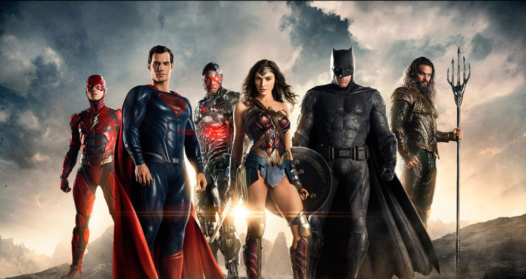 2017's Justice League Movie