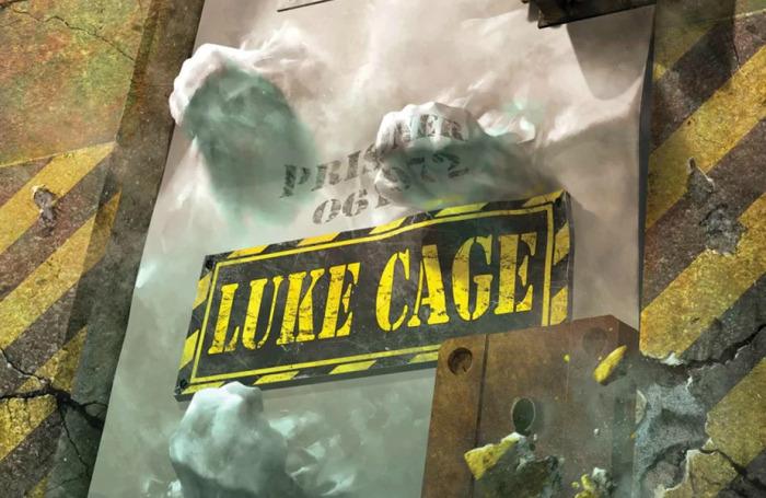 Marvel Legacy's Luke Cage