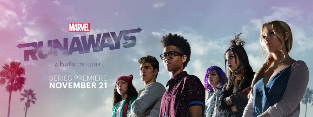 Hulu's Runaways Marvel TV Show