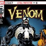 I Can Legacy Clearly Now #14 – Venom #155: Comic Book Dinosaurs