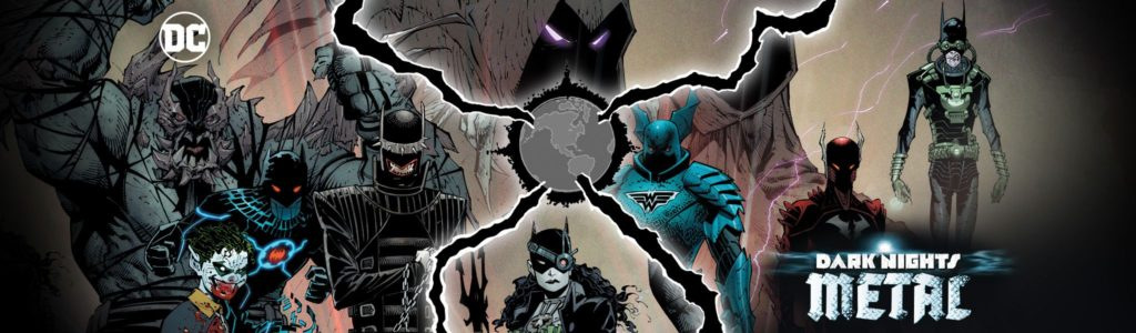 The Dark Multiverse Dark Knights against the Justice League