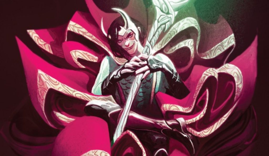Loki as Marvel's new Sorcerer Supreme