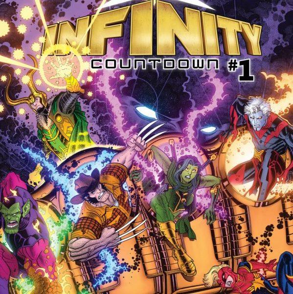 Marvel's 2018 Infinity Countdown