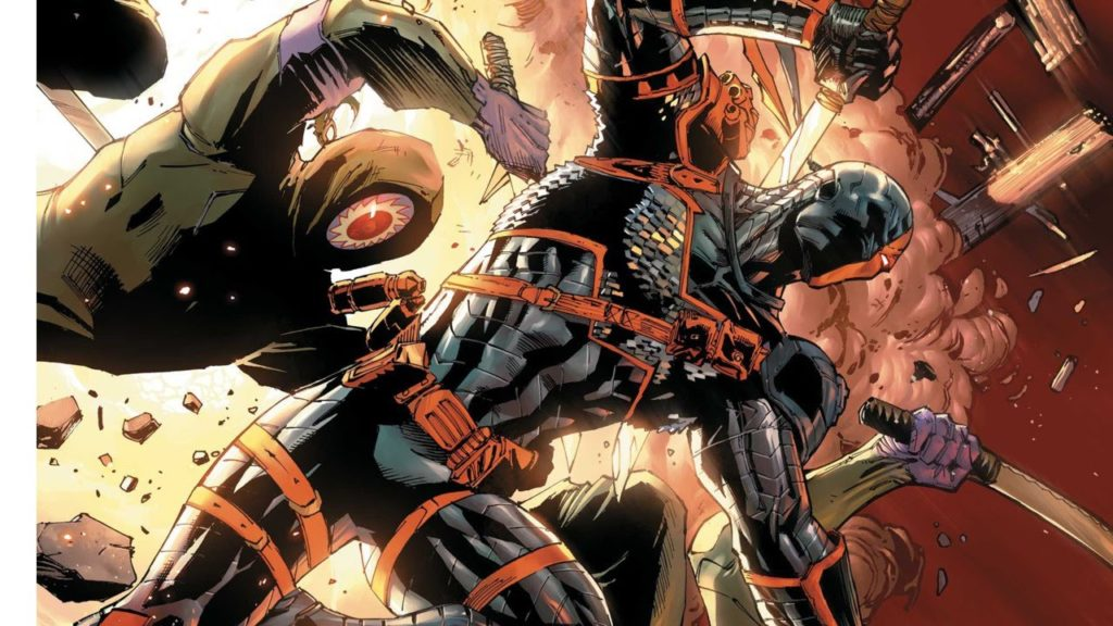 Deathstroke in DC Comics New 52
