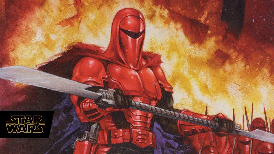Crimson Empire comics