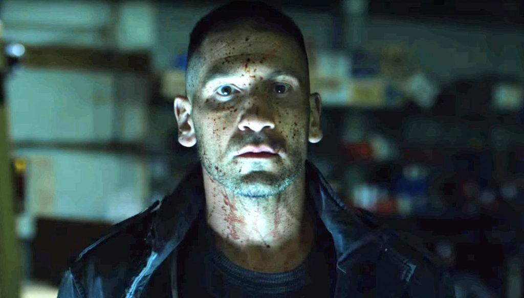 Punisher on Netflix TV