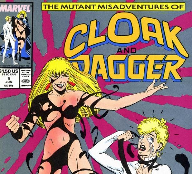 Mutant Misadventures of Cloak and Dagger issue #5