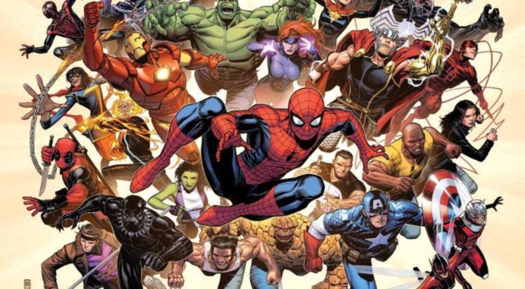 Marvel's Fresh Start Comics