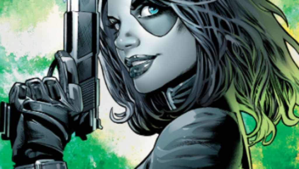 Ongoing Domino series written by Gail Simone
