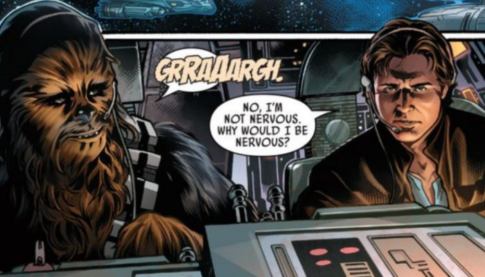Best Han Solo Comics to Read with Solo: A Star Wars Story