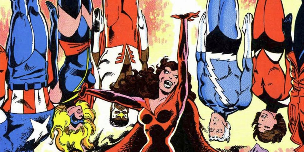Scarlet Witch (Wanda Maximoff) Reading Order!