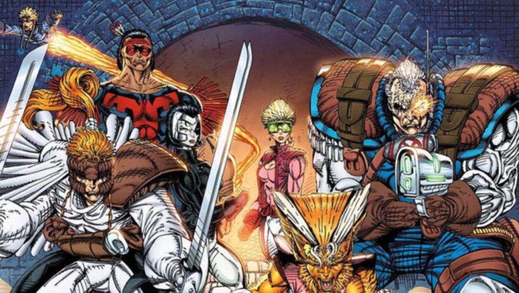 X-Force Debuts!
