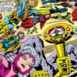 Marvel's Eternals Reading Order