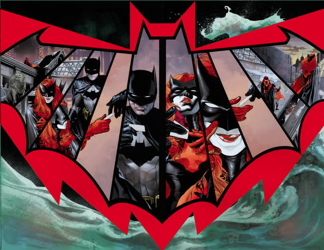 Batwoman gets her own ongoing in the New 52