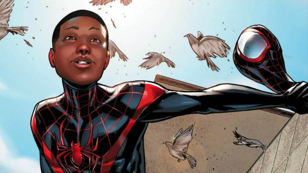 Miles Morales gets started as Spider-Man