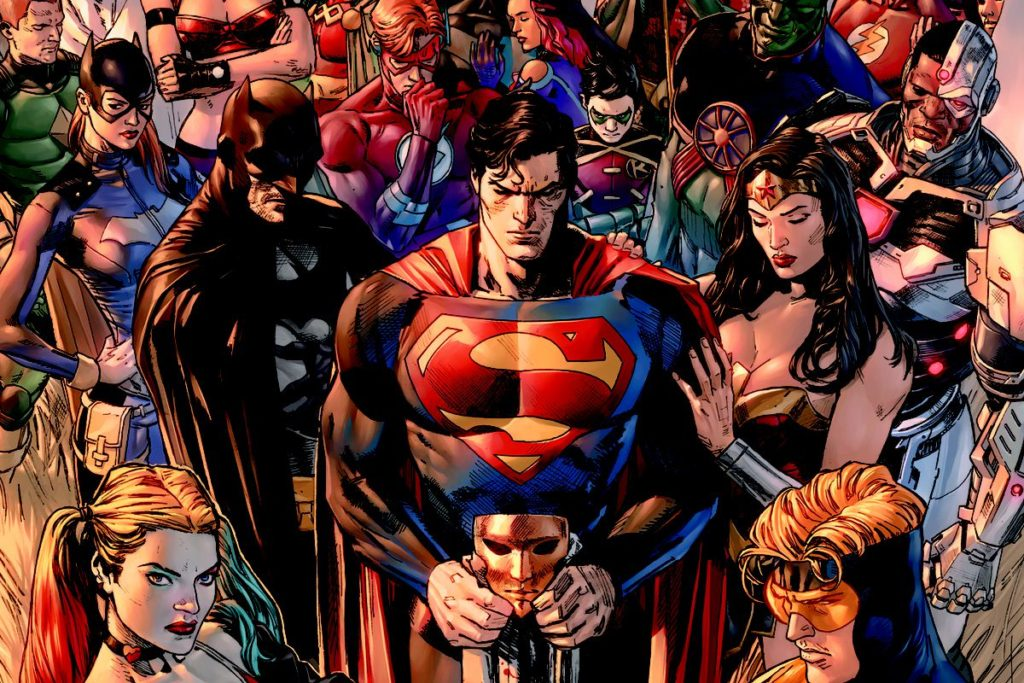 DC's 2018 event Heroes in Crisis