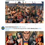 Comic fans react to Heroes in Crisis announcement