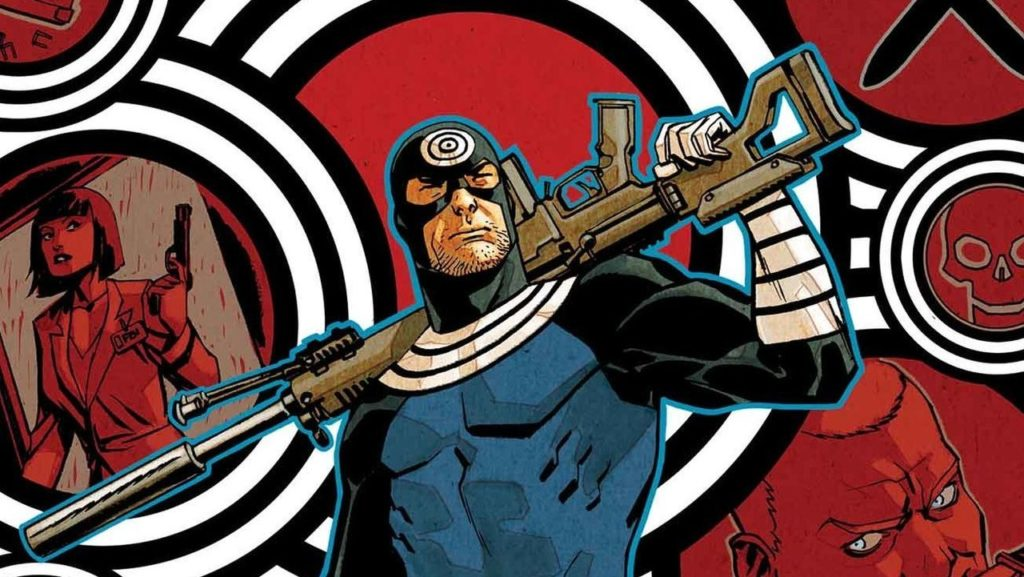 Bullseye gets his own solo comics in 2017