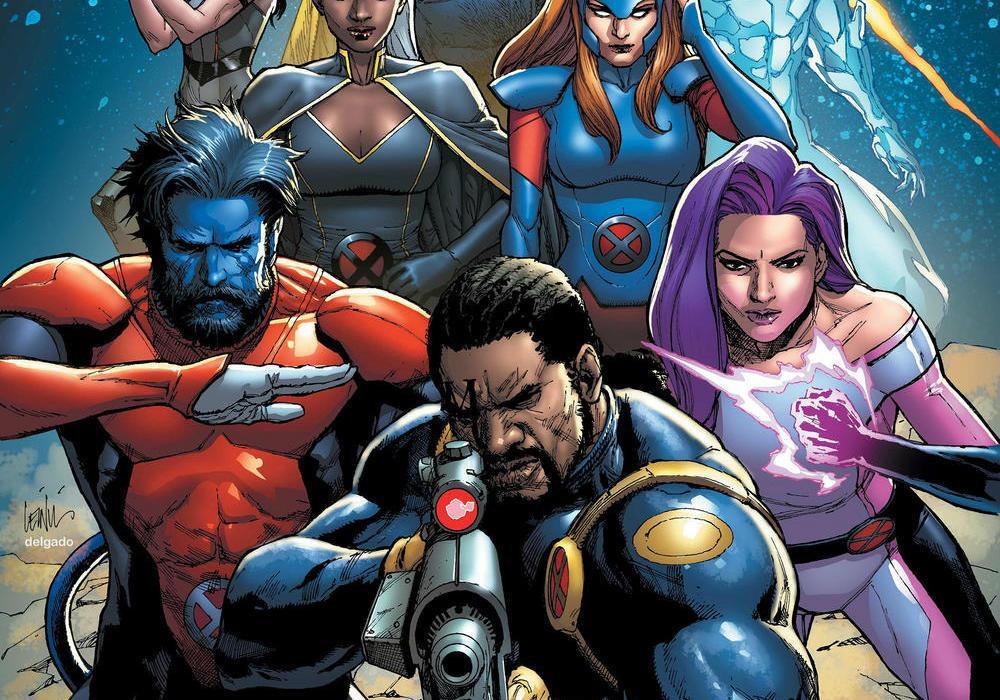 Uncanny X-Men (2018) #1 from Marvel Comics