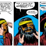Ben Grimm in Fantastic Four #5