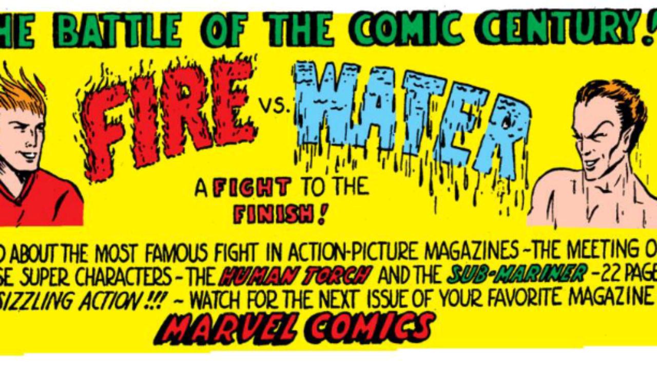 The 10 Best Golden Age Marvel Comics