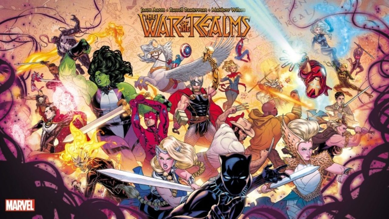 War of the Realms Reading Order | Comic Book Herald