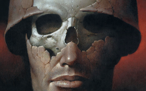The Punisher origins in Born