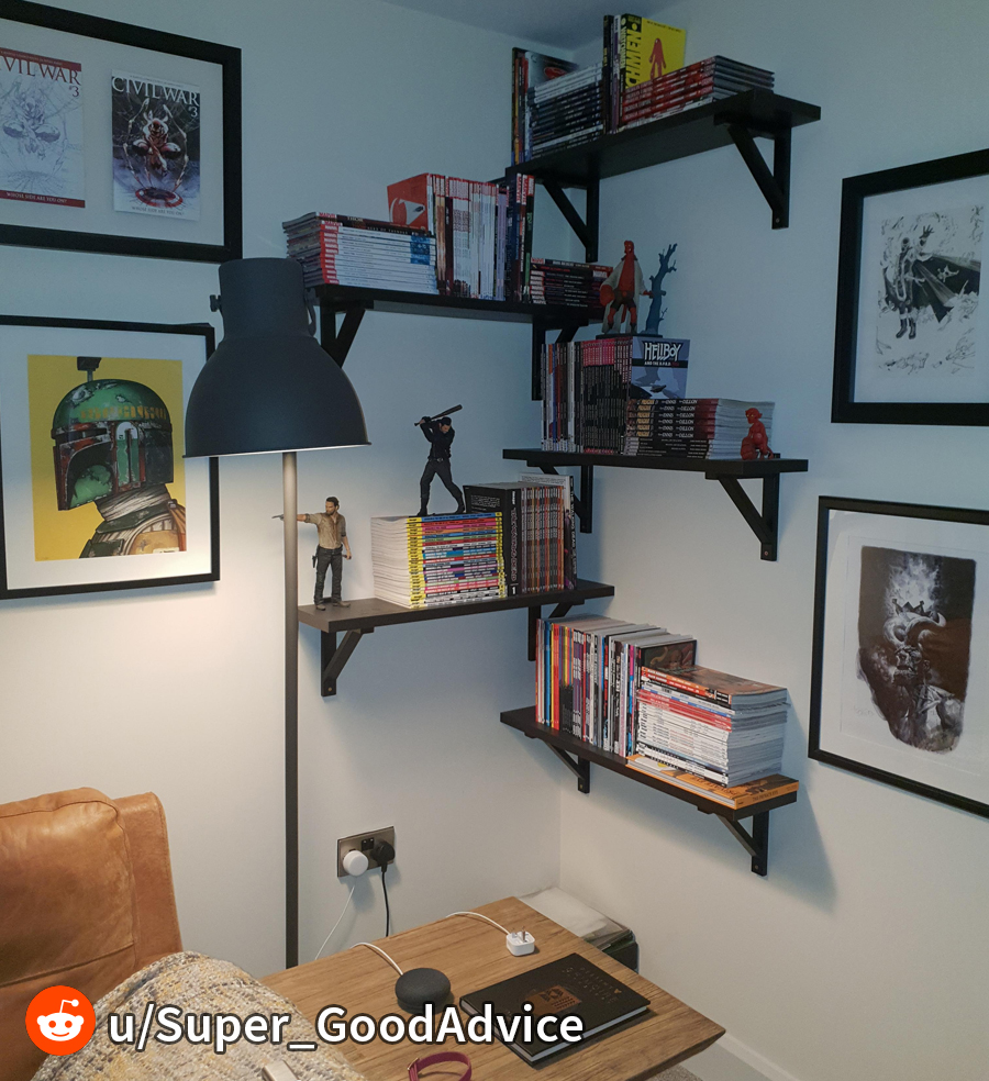 Comic book Display ideas