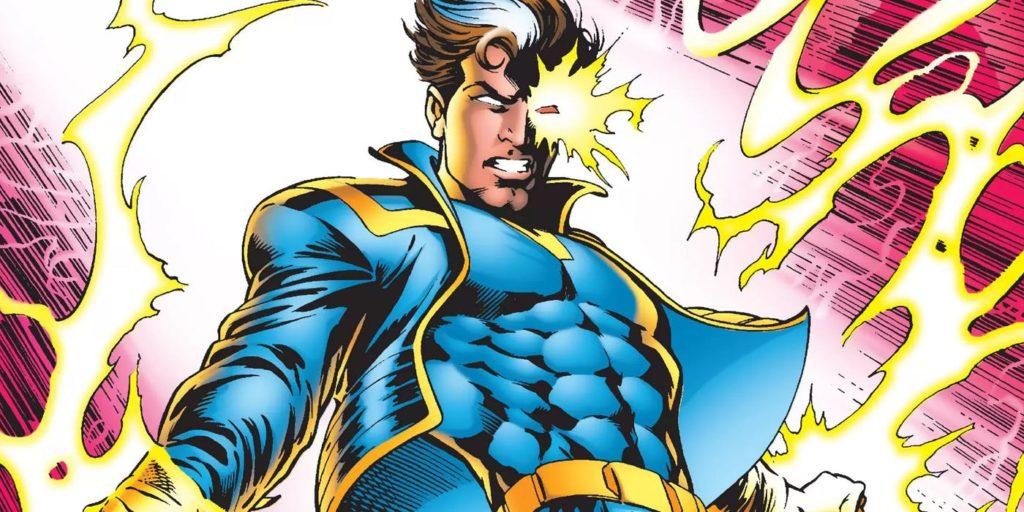 X-Man comics begin!